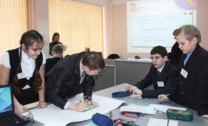 Победители муниципального этапа метапредметной олимпиады в Десногорске