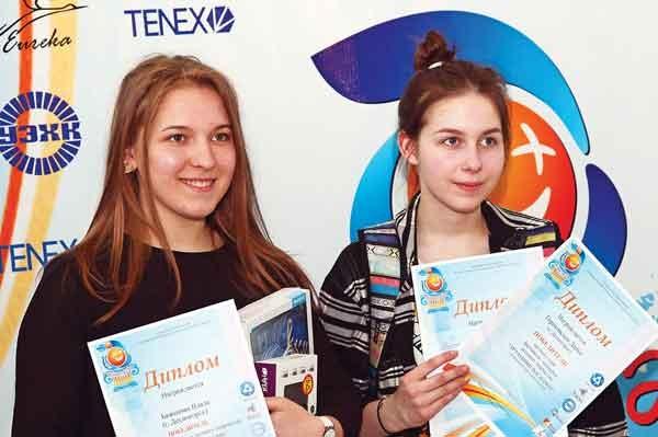 Влада Баженова и Дарья Гороховская