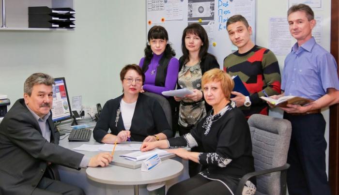 Команда ПСР-проекта