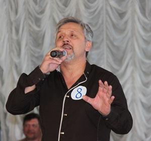 Конкурс караоке. Андрей Моисеев