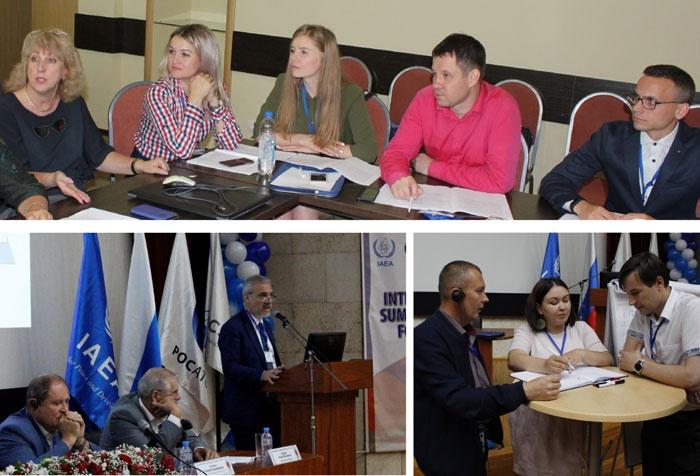 Работники Смоленской АЭС приняли участие в международной школе по культуре безопасности