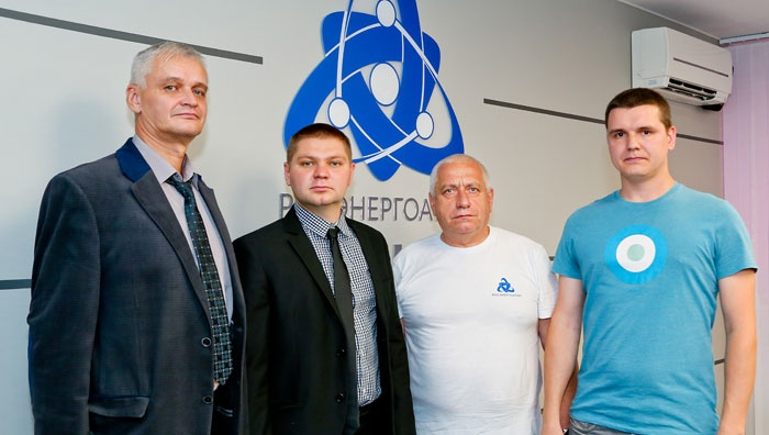 Победители REASkills-2018 Смоленской АЭС