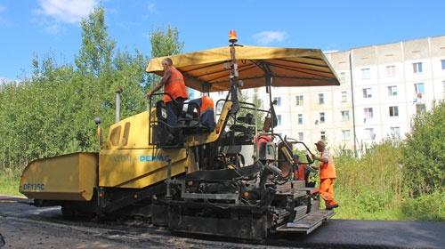 Смоленская АЭС выделила 2 млн руб на ремонт дорожной сети Десногорска