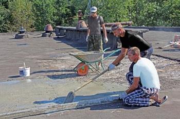 Смоленская АЭС выделила средства на ремонт кровли школы 1