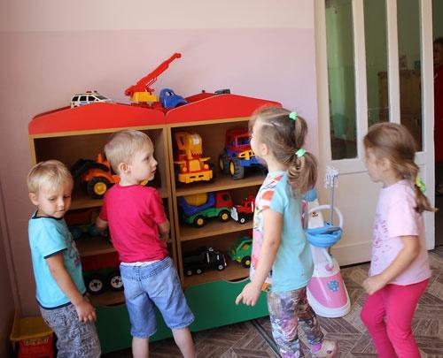 Смоленская АЭС помогла отремонтировать группы в детском саду