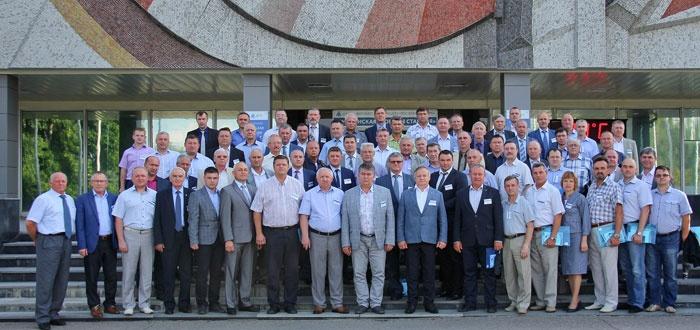 Участники семинара на Смоленской АЭС