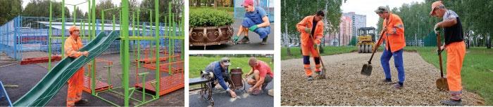 В городе-спутнике Смоленской АЭС развивается инфраструктура для спорта и отдыха