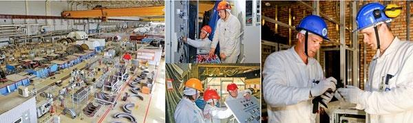 Модернизация энергоблока №3 Смоленской АЭС