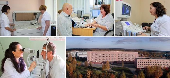 В МСЧ №135 Смоленская АЭС реализует проект Бережливая поликлиника