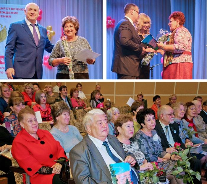МСЧ №135 города-спутника Смоленской АЭС отметила 40-летие