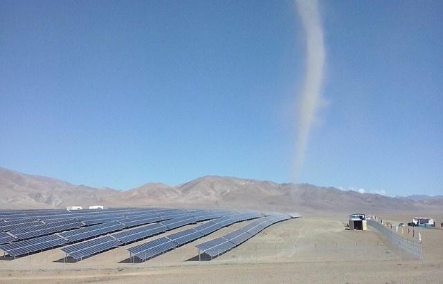 Кош-Агачская солнечная электростанция, Алтай