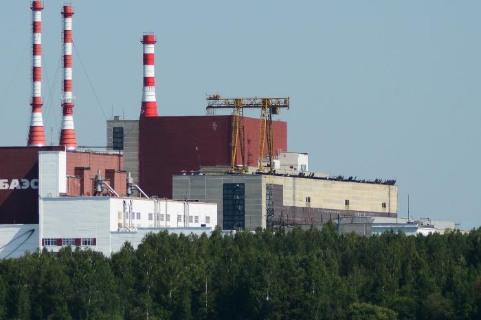 с реактором БН-600 имеется