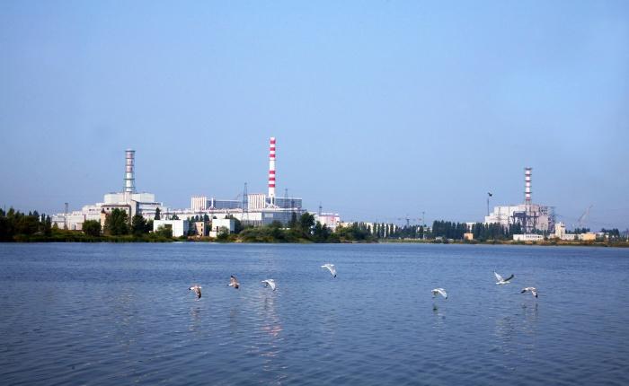 Курская АЭС, лето 2017