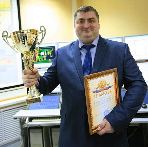 Александр Шестухин, Курская АЭС