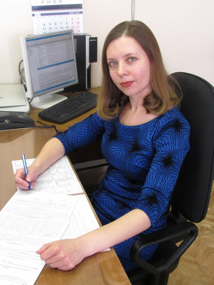 Елена Рохлина, ведущий специалист управления по персоналу Приборного завода. Координирует работу первого ПСР-офиса на предприятии.