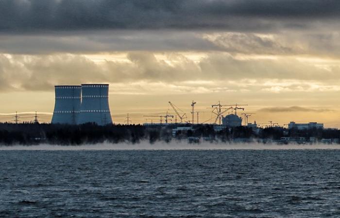 Вид на ЛАЭС-2. Фото Софии Мининой