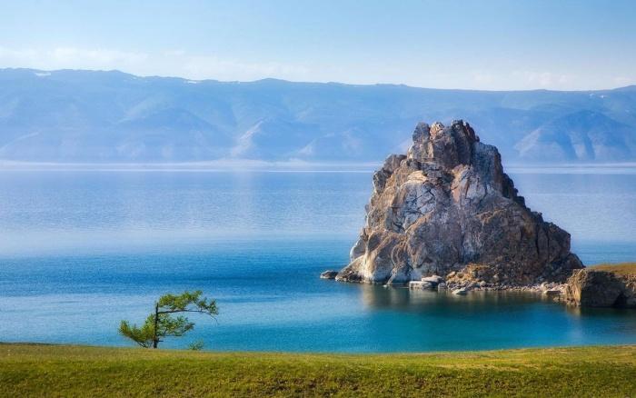 Озеро Байкал, фото Алины Поповой