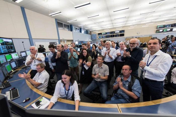 На БАКе начались эксперименты на рекордной мощности. Фото: ЦЕРН