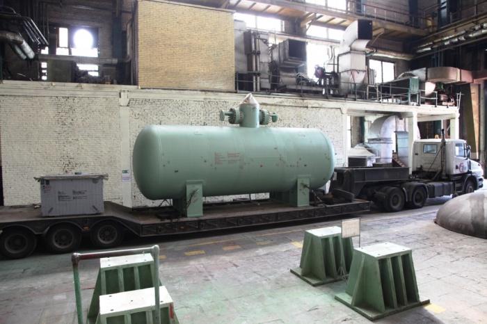 Барботер для Тяньваньской АЭС