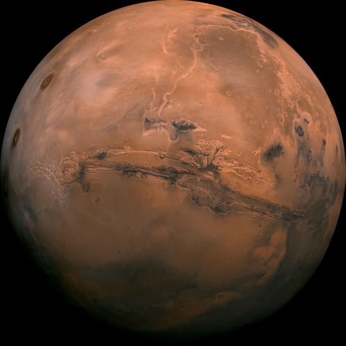 Марс, фото NASA