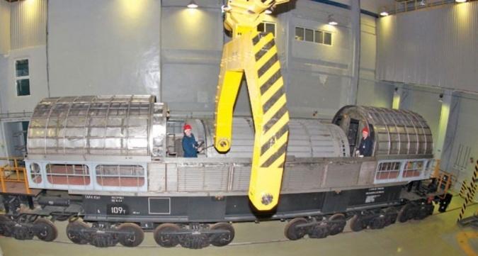 На изотопно-химическом заводе ГХК освоили новый транспортно-упаковочный контейнер