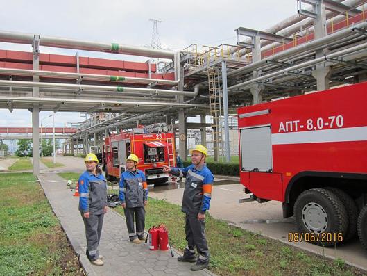 На всех действующих АЭС России успешно проведены внеплановые противопожарные тренировки