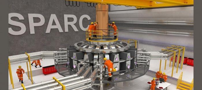 Компактный термоядерный реактор SPARC