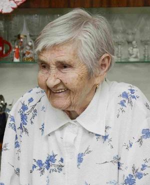Мария Дмитриевна Зеленая