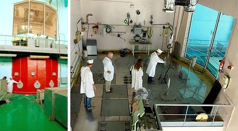 Реактор ИР-100 в Севастополе, фото Wikipedia