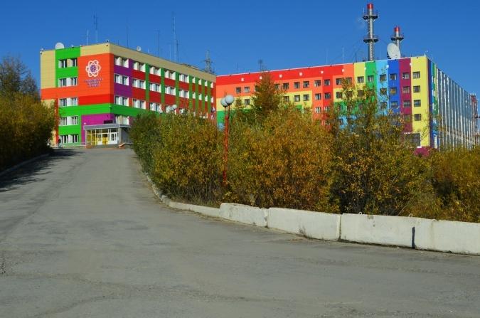 Билибинская атомная станция