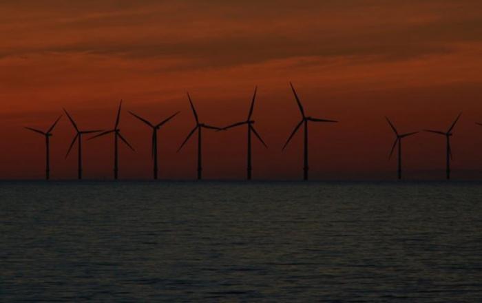 Офшорный ветропарк, Германия. Фото: renewables.seenews.com