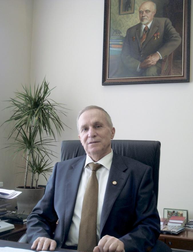 Директор-главный конструктор АО НИКИЭТ Юрий Драгунов.