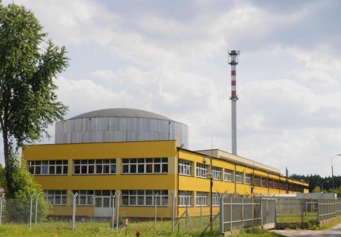 Исследовательский реактор Мария в Польше