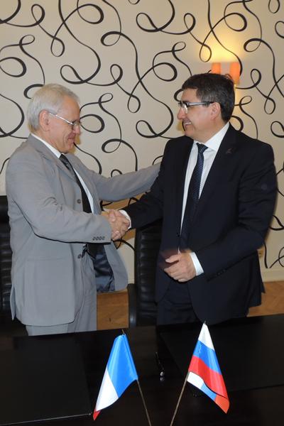 Росэнергоатом и Electricite de France подписали соглашение о сотрудничестве