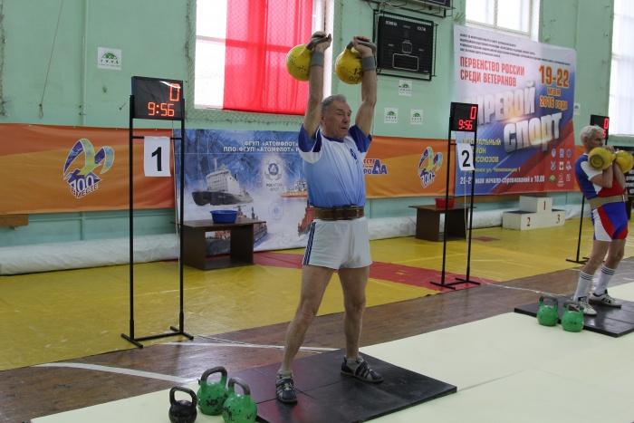 Ветеран Росатомфлота Николай Лихтинов