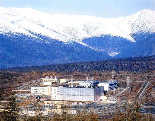 Билибинская атомная электростанция