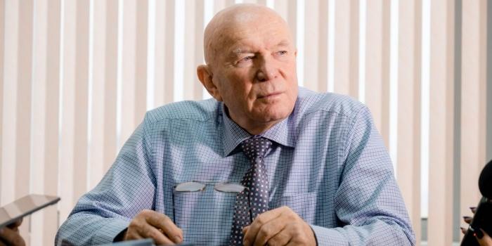 Николай Сорокин, новый президент ВАО АЭС
