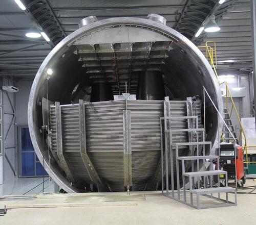 Парогенератор для четвертого блока Ростовской АЭС