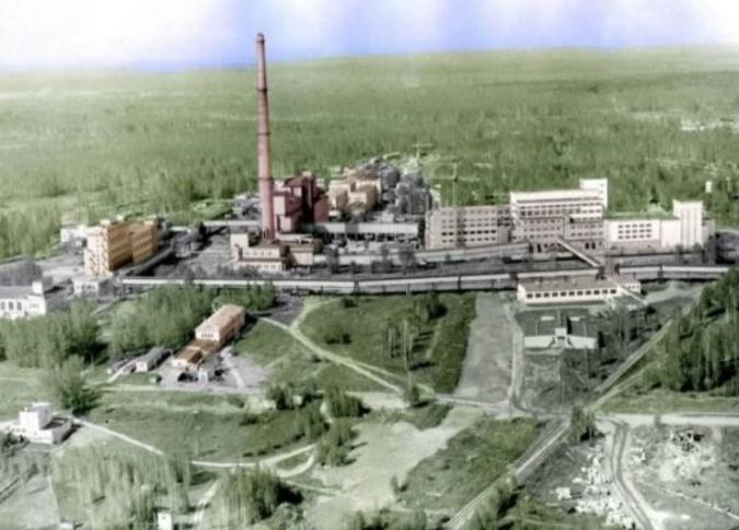 Завод РТ-1 по переработке ОЯТ