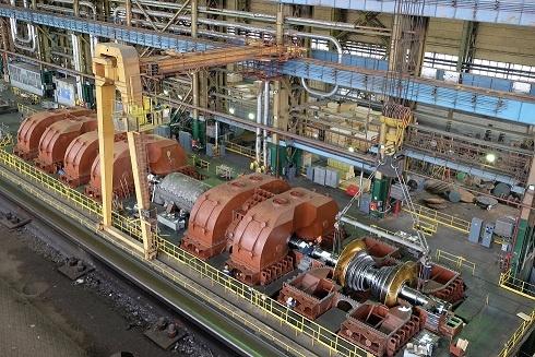 Силовые машины изготовили турбину для Белорусской АЭС
