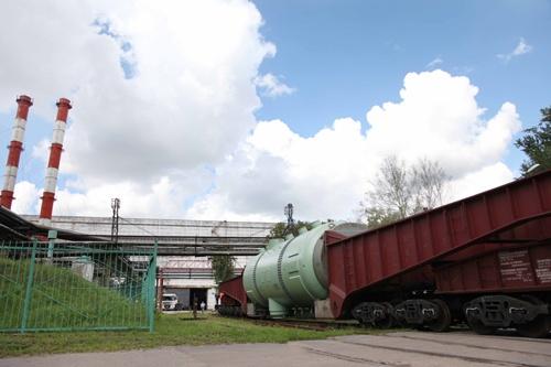 Атомэнергомаш начал поставку парогенераторов для четвертого энергоблока АЭС Тяньвань