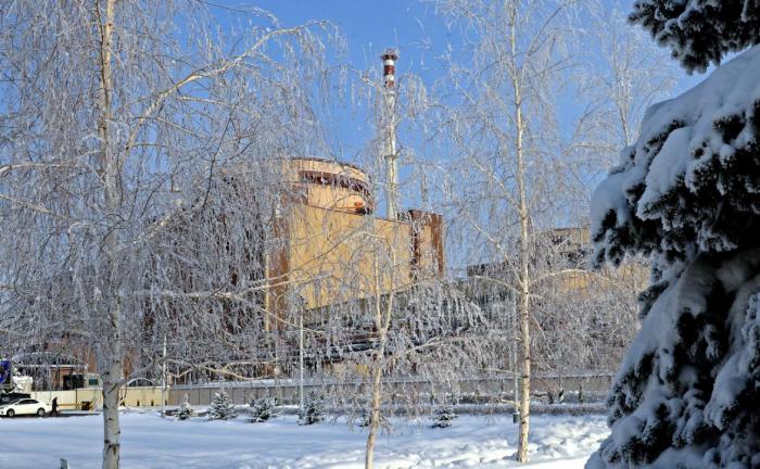 Первый энергоблок Балаковской АЭС