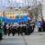 Бессмертный полк в городе Билибино